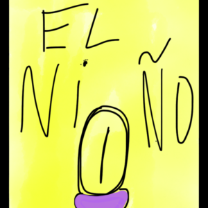 El Nino Album Cover